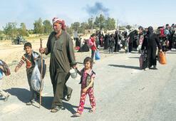 Irak'ta sıkışan siviller için katliam korkusu