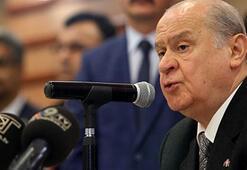 Bahçeli urges PM to complete operations against PKK
