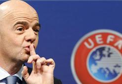 UEFA ve Infantinodan Panama yalanlaması