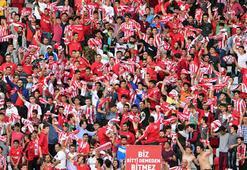 Antalya-Galatasaray maçı öncesi güvenlik alarmı