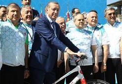52. Cumhurbaşkanlığı Bisiklet Turunun tanıtımı yapıldı