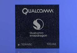 Qualcomm, Snapdragon 450yi duyurdu