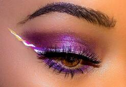 Yazın yeni trendi: Unicorn gözler