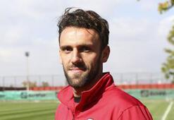 Çaykur Rizespor, Vedat Muric ile anlaştı