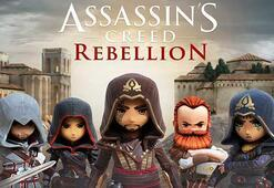 Assassins Creed Rebellion geliyor
