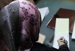 Başörtüsü iğnesi yüzünden sınavı iptal edilmişti Karar açıklandı