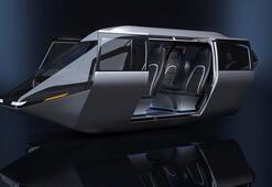 Elektrikli uçan taksi CES 2018de tanıtıldı