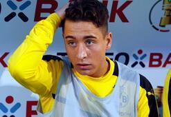 Fenerbahçenin gözdesi Emre Mora Dortmunddan izin çıktı