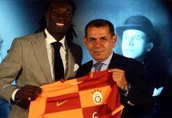 Gomis resmen Galatasarayda 3 yıllık imzayı attı...