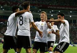 Almanya - Meksika: 4-1