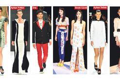 En 'moda' hafta tam gaz başladı