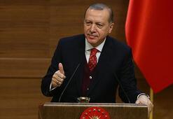Son dakika... Erdoğan: Benim kurmay subayım da ayrı bir cambaz