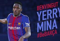 Barcelona, Yerry Minayı transfer etti