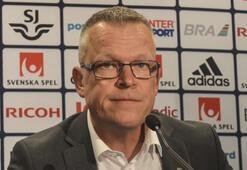 İsveçin yeni teknik direktörü Janne Andersson