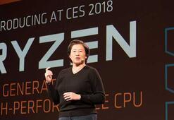 AMD, Ryzen 2, Threadripper 2 ve 7nm Naviyi CESte ortaya çıkardı