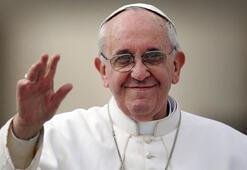 Papa göçmenler için Midilli Adası'na gidecek