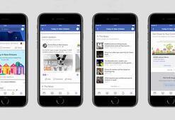 Facebook, yerel haberler ve etkinlikler için yeni bir uygulama bölümü test ediyor