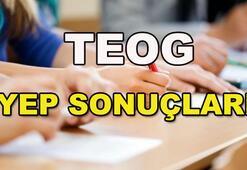 TEOG YEP sonuçları - Yerleştirmeye Esas Puanları (YEP) açıklandı