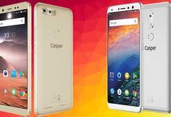 Casper, VIA F2 ve VIA A2 adlı telefonlarını tüketicilerin beğenisine sundu