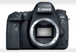 Canon bütçe dostu EOS 6D Mark IIyi duyurdu