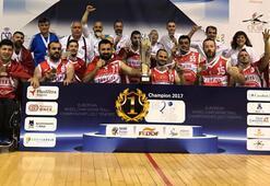 Türkiye, Avrupa Şampiyonu