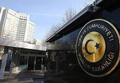 Dışişleri Bakanlığı: Yunanistanın AİHM kararlarını uygulanmasını bekliyoruz