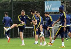 F.Bahçede, Konyaspor maçı öncesi Van Persie şoku