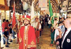 İstanbul'da alışveriş  festivali zamanı...