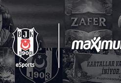 Beşiktaş eSports'a maximum destek