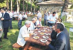 Piknik alanında 20 yıl sonra 2. açılış