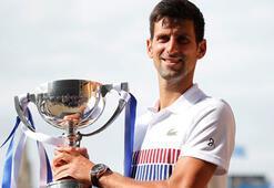 Eastbourneda zafer Djokovicin