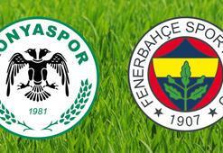 Torku Konyaspor - Fenerbahçe: 2-1