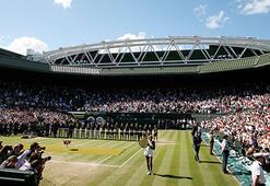 Tenis klasiği Wimbledon başlıyor