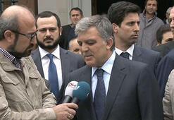 Abdullah Gül: Şehit cenazeleri gelirken bunları konuşmak ayıp