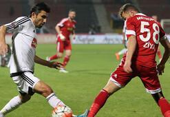 Gaziantepspor - Medicana Sivasspor: 0-1