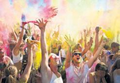 En renkli festival İstanbul'da