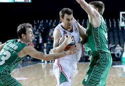Darüşşafaka Doğuş - Lokomotiv Kuban: 87-86