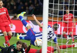 Hertha Berlin - Hannover 96: 2-2