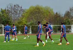 Kayserisporlu futbolculardan galibiyet sözü