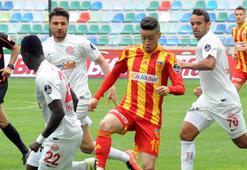 Kayserispor 0 - 0 Antalyaspor