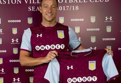 John Terry Aston Villa ile anlaştı