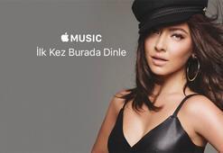 Hadiseyi ilk kez Apple Music ile dinleyeceksiniz