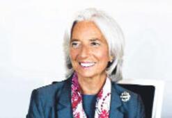 Lagarde, IMF'e üye ülkelerde kadınların önünü açmakta kararlı