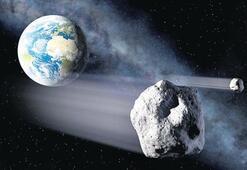 Meteor tehlikesine karşı füzeli önlem