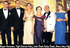 İzmir iş dünyası, Tatış ve Özek'in düğününde buluştu