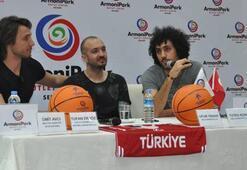 'Kardeş Pası' streetball turnuvası tanıtıldı