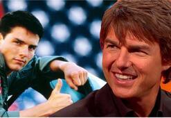 Seksenlerin efsanesi Top Gun, Tom Cruise ile yeniden geliyor