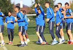 Trabzonsporda 4 günde 10 antrenman