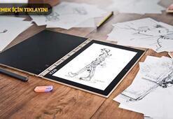 Lenovo Yoga Book incelemesi (VİDEO)