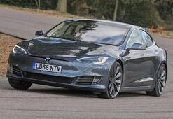 Tesla Model S 75 100 km hıza 4.3 saniyede ulaşacak